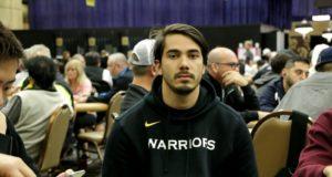 José Carlos Brito - Evento 34B - WSOP 2018