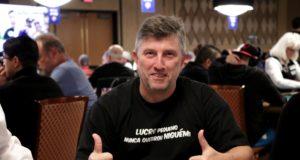 Eduardo Mauad - Evento 37 - WSOP 2018