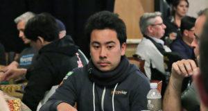 Renato Nomura - Evento 37 - WSOP 2018