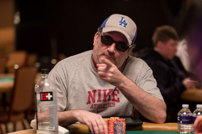 Mike Matusow - WSOP 2018