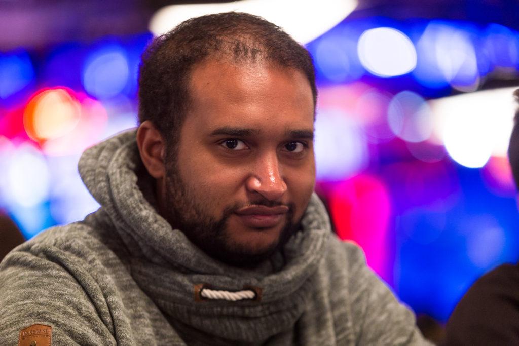 Ismael Bojang - WSOP 2018
