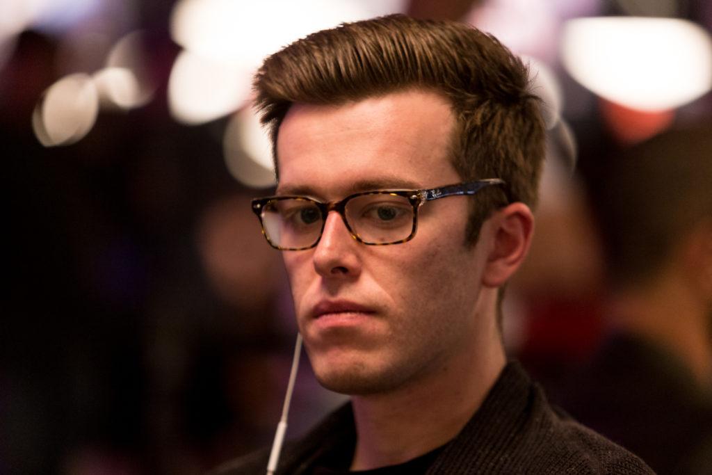 Gordon Vayo - WSOP 2018
