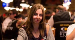 Maria Konnikova - WSOP 2018