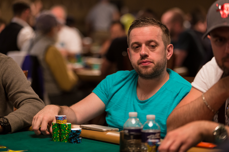 Kenny Hallaert - WSOP 2018