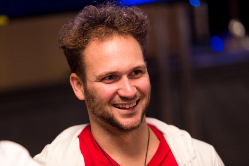 Calvin Anderson - WSOP 2018