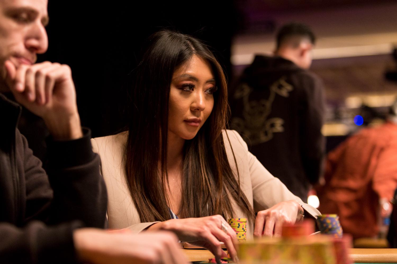 Maria Ho - WSOP 2018
