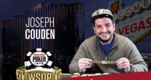 Joseph Couden campeão do Evento #53 da WSOP