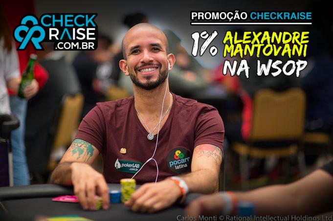 Promoção Checkraise: 1% de Alexandre Montovani no Monster Stack