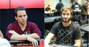 Rafael Monteiro e Pedro Garagnani