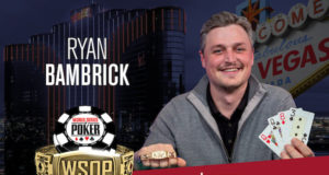Ryan Bambrick campeão do Evento #30 da WSOP