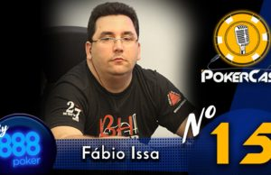 Pokercast by 888poker #15 - Fábio Issa