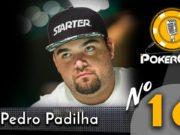 Pokercast #16 - Pedro Padilha