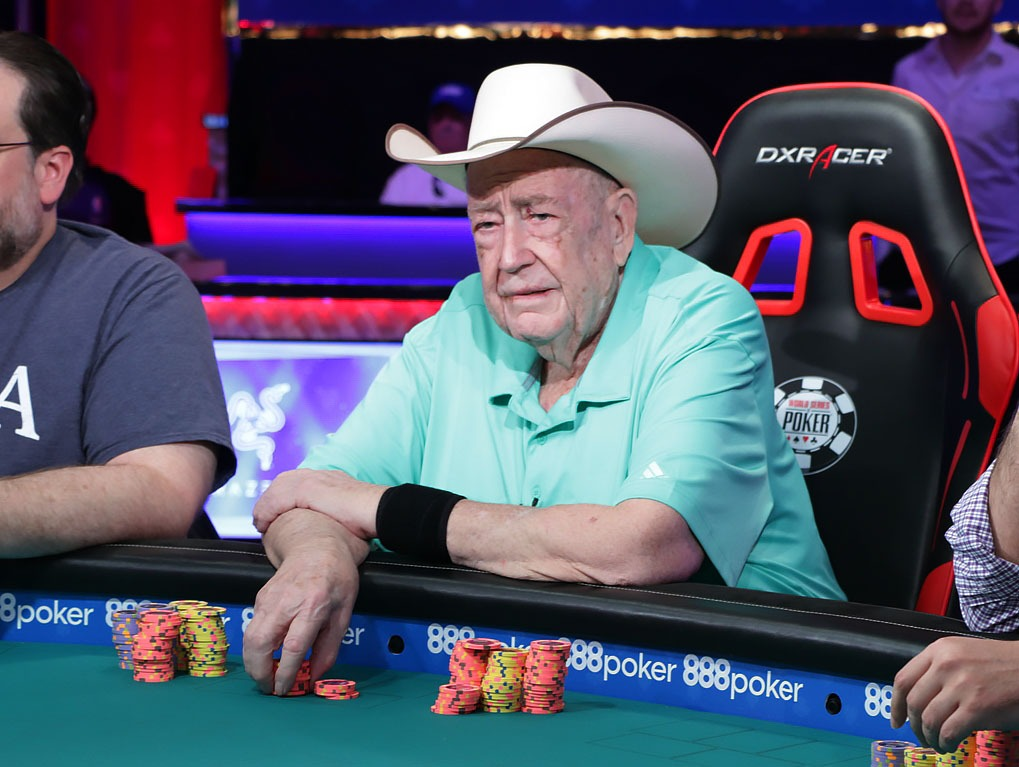 Doyle brunson net worth