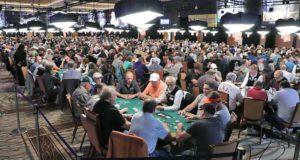 Salão WSOP 2018
