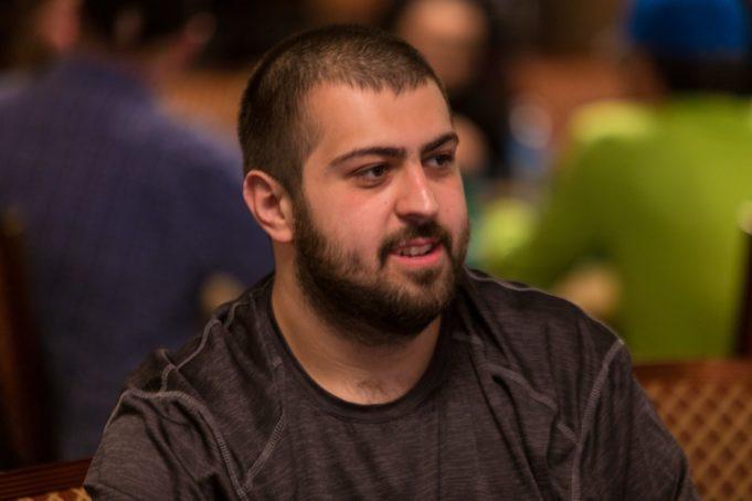 Scott Blumstein - WSOP 2018