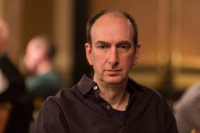 Erik Seidel - WSOP 2018