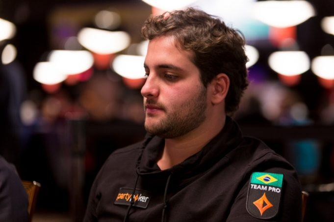 João Simão - WSOP 2018