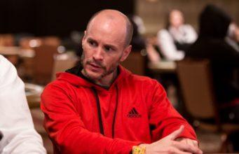 Mike Leah - WSOP 2018