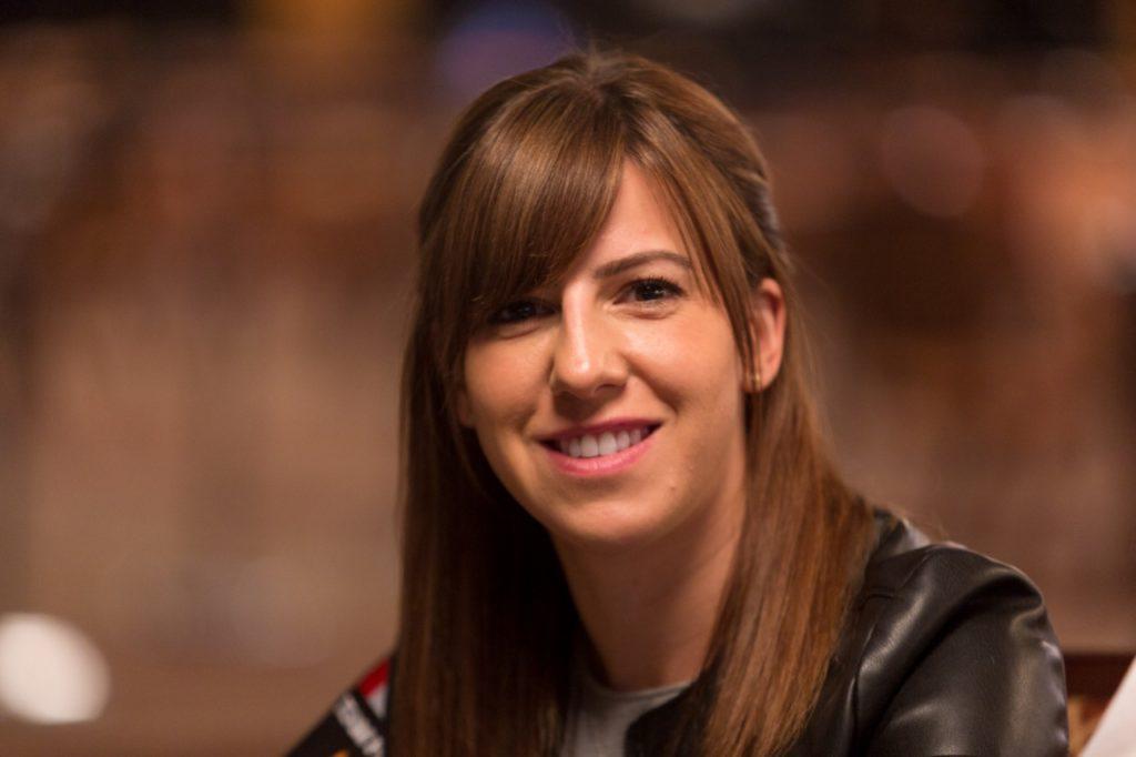 Kristen Bicknell - WSOP 2018