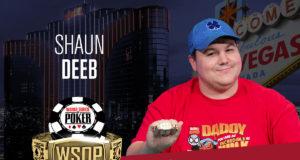 Shaun Deeb - Campeão Evento #42 - WSOP 2018