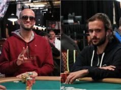 Alexandre Mantovani e Yuri Martins - WSOP 2018