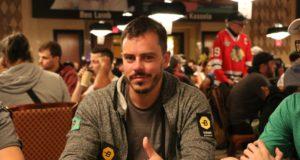 Paulo Gini - Evento 7C - WSOP 2018