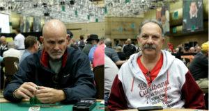 Paulo Blank e Cid Campelo - WSOP 2018