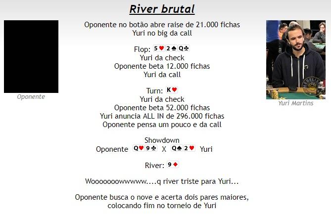Yuri Martins na WSOP
