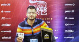 Aryan Ouriques campeão do High Roller Single Day