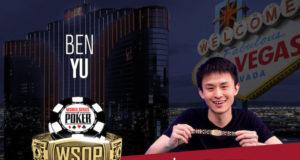 Ben Yu campeão do High Roller da WSOP
