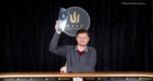David Peters campeão do 6-Max do Triton Super High Roller Series