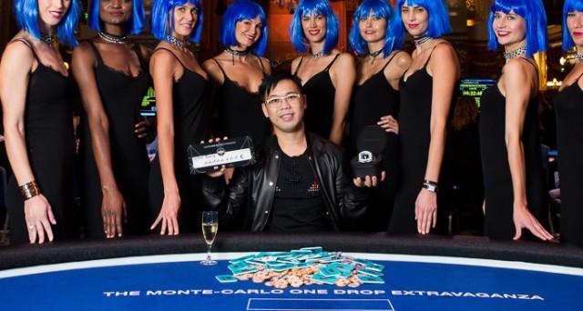 Elton Tsang campeão do Big One for One Drop