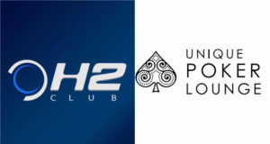 H2 Club e Unique Poker