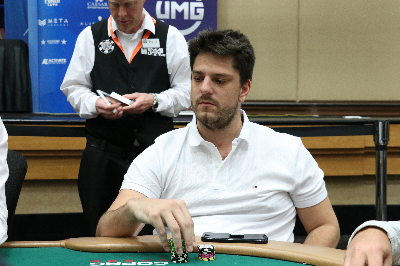 Luiz Duarte - Evento 62B - WSOP 2018