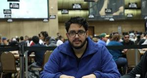 Fernando Viana - Evento 62B - WSOP 2018