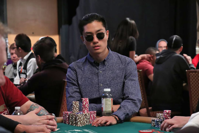 Renato Kaneoya - Evento 6 - WSOP 2018