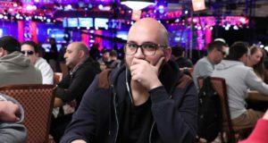 Diego Bittar - Evento 62C - WSOP 2018