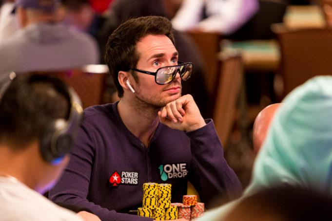 Jeff Gross - WSOP 2018