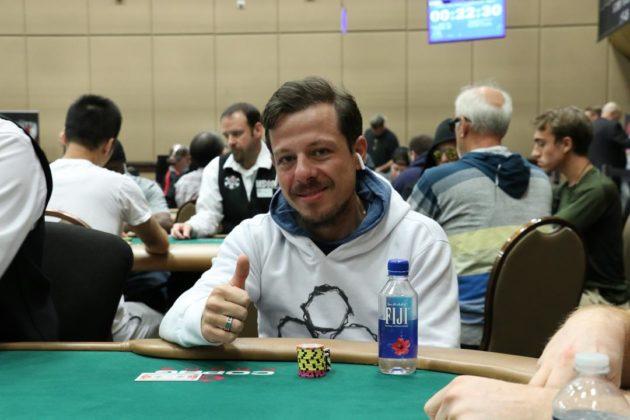 Orli Macaneiro - Evento 62C - WSOP 2018
