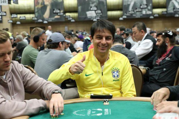 Enio Bozzano - Evento 62D - WSOP 2018