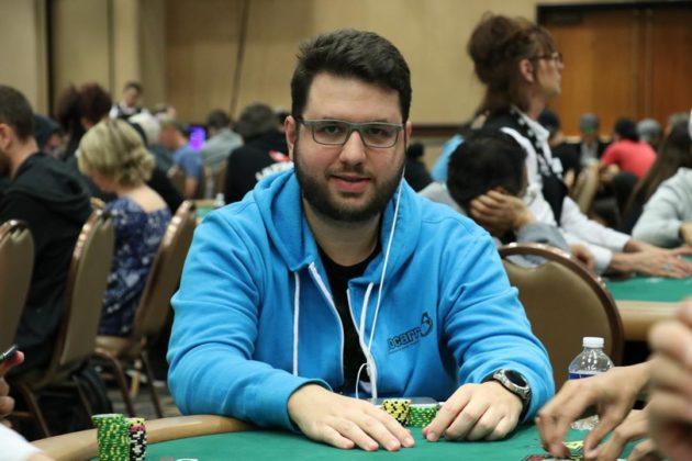Luiz Feres - Evento 62D - WSOP 2018