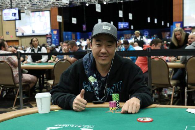 Fernando Konishi - Evento 62D - WSOP 2018