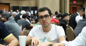 Rafael Moraes - Evento 62D - WSOP 2018