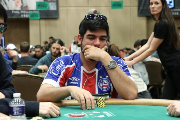 Marcelo Bahia - Evento 62D - WSOP 2018