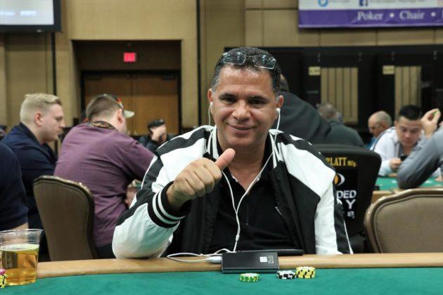 Roberly Felicio - Evento 62D - WSOP 2018