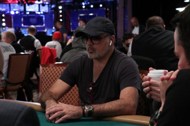 Flavio Rietman - Evento 62D - WSOP 2018