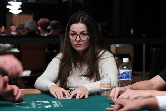 Laurie Tournier - Evento 62D - WSOP 2018