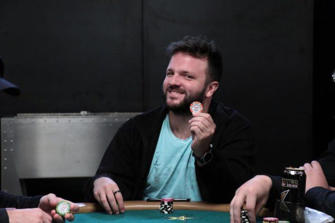 Vitor Dzivielevski - Evento 62D - WSOP 2018