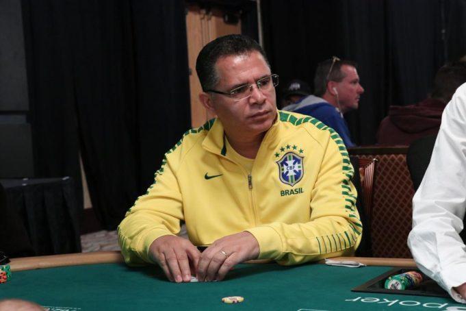 Roberly Felicio - Evento 65B - WSOP 2018