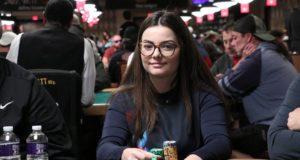 Laurie Tournier - Evento 65B - WSOP 2018